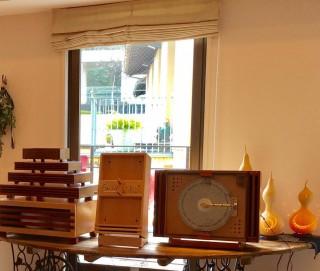 森のスタジオ楽器オルゴール