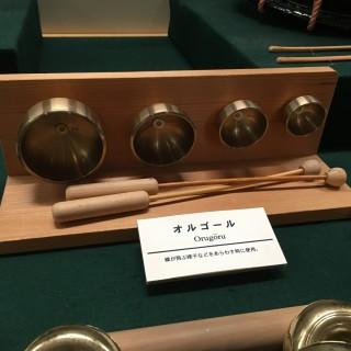 歌舞伎で使われるオルゴールという楽器